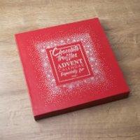 Chocolate Truffles Advent Calendar Box