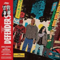 Mondo The Defenders - Original Soundtrack 2xLP