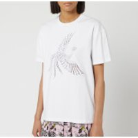 KENZO Women's Oversized T-Shirt - White - L - White