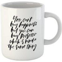 PlanetA444 You Can't Buy Happiness Mug