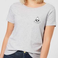 Big Brother Dice Eye Women's T-Shirt - Grey - 5XL - Grey - Dice Gifts