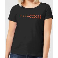 Big Brother Dice Code Women's T-Shirt - Black - 5XL - Black - Dice Gifts