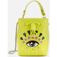 KENZO Women's Mini Bucket Bag - Lemon