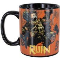 Call of Duty Black Ops 4 Heat Change Mug - Call Of Duty Gifts