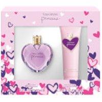 Vera Wang Princess Gift Set 30ml Eau De Toilette and 75ml Body Lotion (Worth PS40)