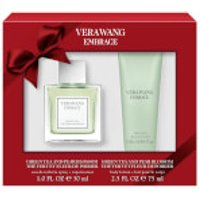 Vera Wang Embrace Green Tea and Pear 30ml Eau De Toilette and 75ml Body Lotion (Worth PS25)
