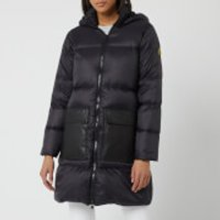 Armani Exchange Puffa Coat - Black