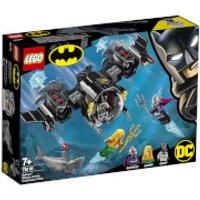 LEGO Super Heroes: Batman Bat Sub and the Underwater Clash (76116) - Batman Gifts