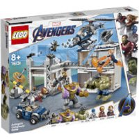 LEGO Super Heroes: Avengers Compound Battle (76131)