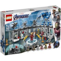 LEGO Super Heroes: Iron Man Hall of Armour 76125