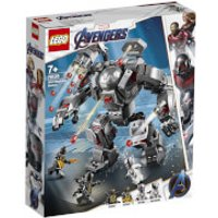LEGO Super Heroes: War Machine Buster 76124
