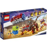 LEGO Movie 2: Ultrakatty & Warrior Lucy!