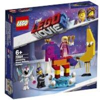 LEGO Movie 2: Introducing Queen Watevra Wa'Nabi (70824)