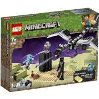 LEGO Minecraft: The End Battle (21151)