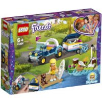 LEGO Friends: Stephanie's Buggy and Trailer (41364) - Lego Friends Gifts