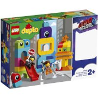 LEGO Duplo LEGO Movie 2: Emmet and Lucy's Visitors from the DUPLO® Planet - Duplo Gifts