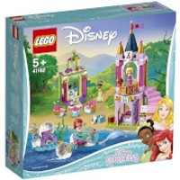 LEGO Disney Princess: Ariel, Aurora, and Tiana's Royal Celebra 41162 - Lego Gifts