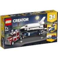 LEGO Creator: Shuttle Transporter 31091