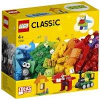 LEGO Classic: Bricks and Ideas: Construction Toy (11001)