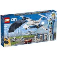LEGO City Police: Sky Police Air Base 60210