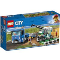 LEGO City Great Vehicles: Harvester Transport (60223)