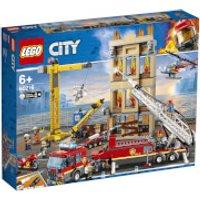 LEGO City Fire: Downtown Fire Brigade (60216)