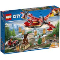 LEGO City Fire: Fire Plane 60217