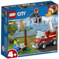 LEGO City: Barbecue Burn Out Toy with Fire Truck (60212)