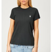 Polo Ralph Lauren Women's Short Sleeve T-Shirt - Black - XS - Black