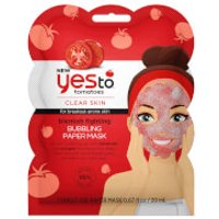 yes to Tomatoes Blemish Fighting Bubbling Mask