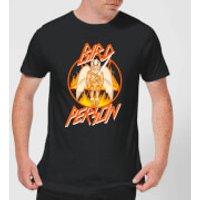 Rick and Morty Bird Person Men's T-Shirt - Black - M - Black