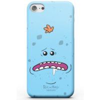 Rick and Morty Mr Meeseeks Phone Case for iPhone and Android - Samsung Note 8 - Tough Case - Gloss