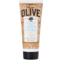 KORRES Natural Pure Greek Olive Nourishing Conditioner for Dry/Damaged Hair 200ml