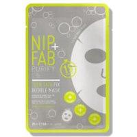 NIP+FAB Teen Skin Fix Bubble Sheet Mask