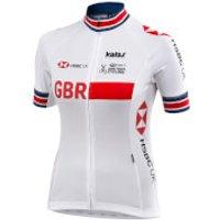 Kalas Women's GBR Replica Jersey - White - M - White