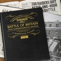 Newspaper Battle of Britain 75th Anniversary Pictorial Edition - Books Gifts