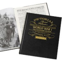 WW1 Centenary Pictorial Edition Newspaper Book - Books Gifts