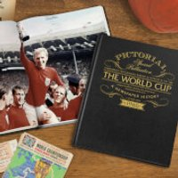 Football World Cup 1966 Pictorial Edition - Books Gifts