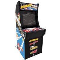 Sambro Arcade 1Up Atari: Asteroids, Tempest, Major Havoc, Lunar Landing At Home Arcade Machine - Arcade Machine Gifts