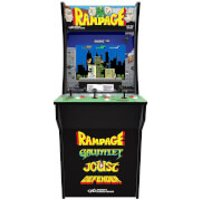 Sambro Arcade 1Up Midway: Rampage, Gauntlet, Joust, Defender At Home Arcade Machine - Arcade Machine Gifts