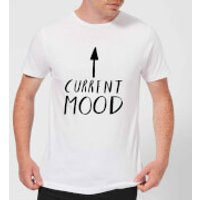 Rock On Ruby Current Mood Men's T-Shirt - White - M - White