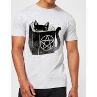 Tobias Fonseca Satanicat Men's T-Shirt - Grey - L - Grey