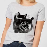 Satanicat Women's T-Shirt - Grey - 5XL - Grey
