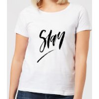 Slay Women's T-Shirt - White - 4XL - White
