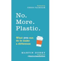 No. More. Plastic. (Paperback) - Books Gifts