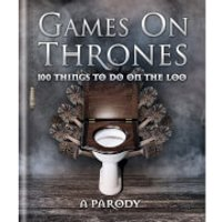 Games on Thrones (Hardback) - Games Gifts