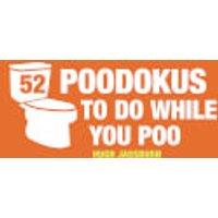 52 Poodokus To Do While You Poo (Hardback) - Books Gifts