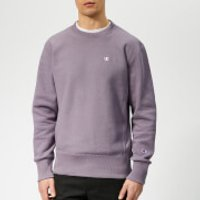 Champion Men's Crew Neck Sweatshirt - Purple - M - Purple