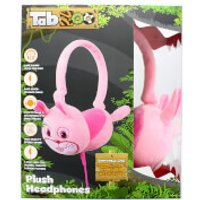 TabZoo Plush Rabbit Childrens Wired Headphones - Accessories Gifts