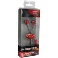Disney Cars 3 Lightning McQueen Earphones